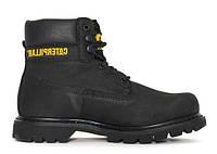 """Зимние ботинки CAT Caterpillar Colorado Boots """"Black"""" - """"Черные""""  (Копия ААА+), фото 1"""