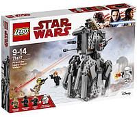 LEGO Star Wars Тяжёлый разведывательный шагоход Первого ордена 75177