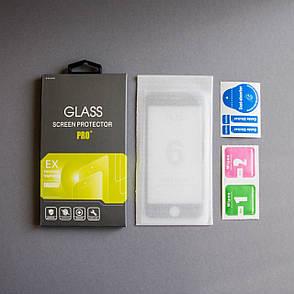 Защитное стекло Full Cover на Sony XA Черное, фото 2
