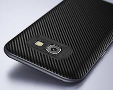 Чехол с черной рамкой на Samsung A3 2017 ( A320 )