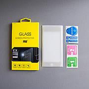 Защитное стекло Full Cover на Xiaomi Redmi 4X Золотое