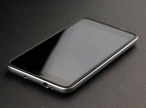 Чехол с серебряной рамкой на Xiaomi Redmi Note 3, фото 2