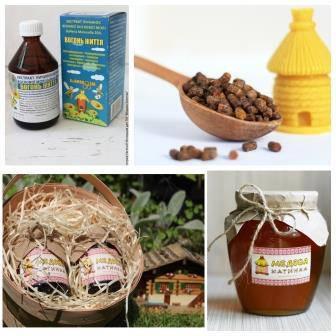 Продукты пчеловодства для здоровья и красоты