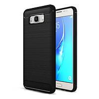 Чехол на Samsung J7 2016 (J710) Черный