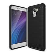 Чехол на Xiaomi Redmi 4 Черный