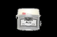 Шпатлевка с алюминиевым порошком KDS Alu 0,5 кг