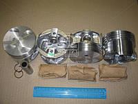 Поршень цилиндра газ дв.406 92,5 гр.б м/к (палец+ст/к) (производство ЗМЗ ), код запчасти: 4061004014АР