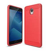Чехол на Meizu M5 Note Красный