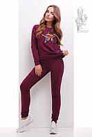 Свитшот женский и штаны Зирка-3 из Двунитки