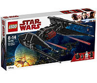 LEGO Star Wars Истребитель TIE Кайло Рена 75179