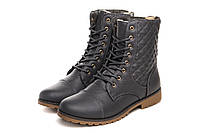 Ботинки женские Baolikang classic grey АКЦИЯ -20%