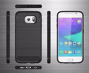 Чехол на Samsung S6 Красный, фото 2
