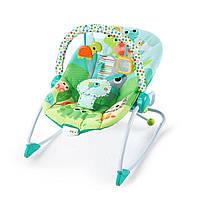 Кресло-Качалка Bright Starts Черепаха 10886 до 18 кг