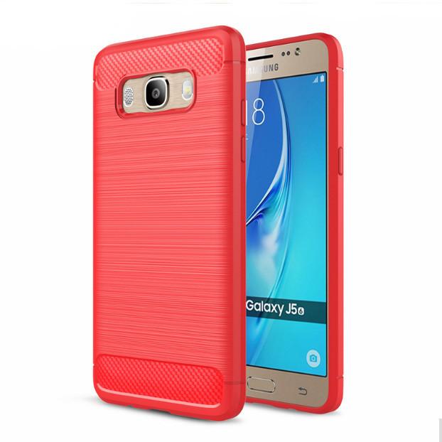 Чехол на Samsung Galaxy J5 SM-J510 (2016) Красный