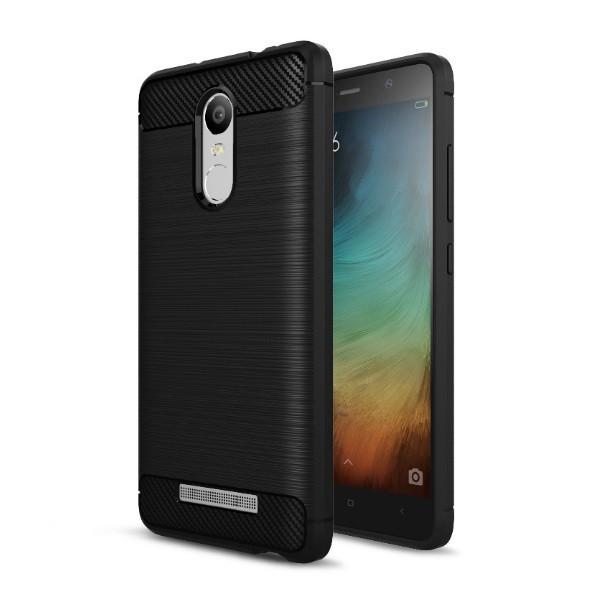 Чехол на Xiaomi Redmi Note 3 Черный