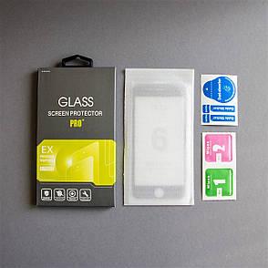 Защитное стекло Full Cover на Asus Zenfone 3 Max ZC520TL Черное, фото 2