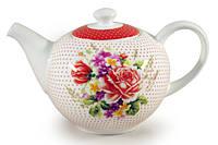 Чайник белый Imari Розалинда 1 л, IMA0131AB-1825C