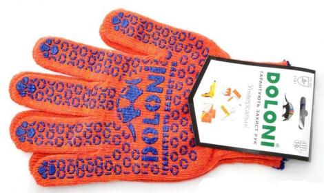 Перчатки трикотажные Универсальные Долони