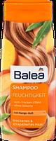"""Шампунь для сухих и ломких волос """"Манго""""  Balea Feuchtigkeit 300 мл"""