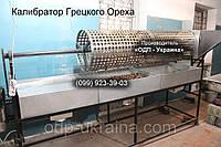 Калибратор Грецкого Ореха по размеру Барабанного типа, фото 1