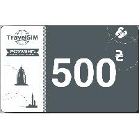 Операторы TravelSim Ваучер TravelSim 500 грн.