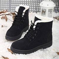 Женские сапоги зимние, полусапожки, ботинки