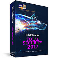 Bitdefender Total Security (1 пк, 3 месяца)