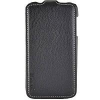 Чехол i-Carer для Lenovo S750 flip black