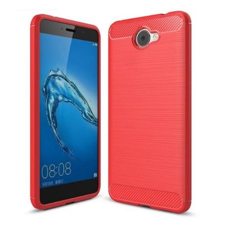Чехол на Huawei Y7 Красный
