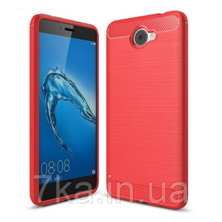 Чехол на Huawei Y7 Красный, фото 2