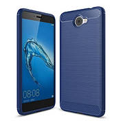Чехол на Huawei Y7 Синий