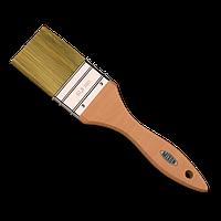Кисть флейцевая Mixon Топ. Ширина, дюйм: 1; 1,5; 2; 2,5; 3; 4.