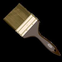 Кисть флейцевая Mixon Синтетика. Ширина, дюйм: 1; 1,5; 2; 2,5; 3; 4.