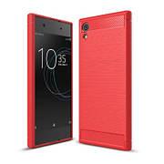 Чехол на Sony XA1 Красный