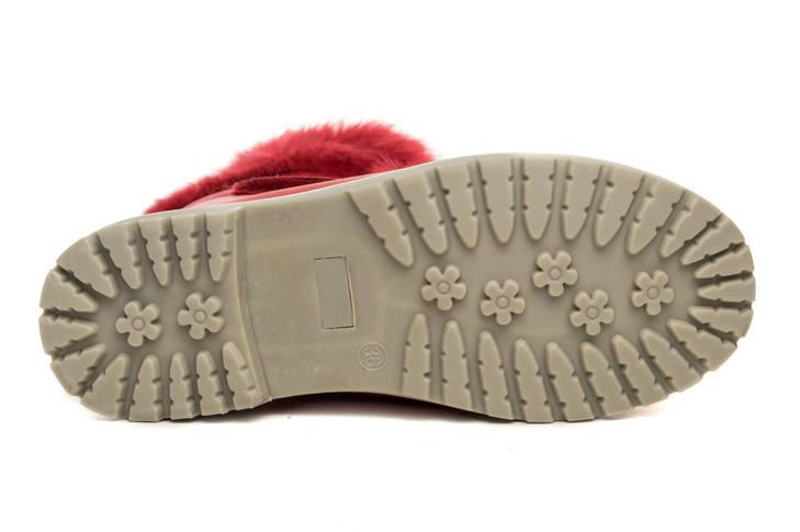 Ботинки женские New TLCK rab. red 38, фото 3