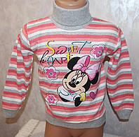Детская одежда  по низким ценам.Гольф на девочку 1,2,3,4 года