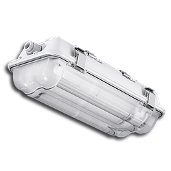 Светильник взрывозащищенный POINTER-N-I-PC-211-EP,  2x9/11W, IP66