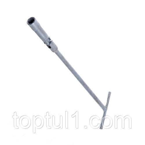 Ключ торцевой с карданом S8 (Харьков) КАРД08Х SNG