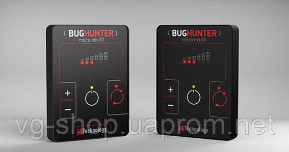 """Портативный детектор жучков и беспроводных камер """"Bughunter Micro"""""""
