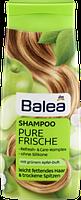 """Шампунь для нормальных и жирных волос """"Яблоко"""" Balea Pure Frische 300мл"""