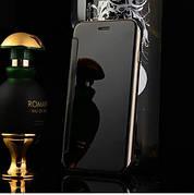 Чехол-книжка Mirror для Samsung Galaxy Note 4 Черный