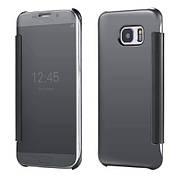 Чохол-книжка Mirror для Samsung Galaxy Note 7 Чорний