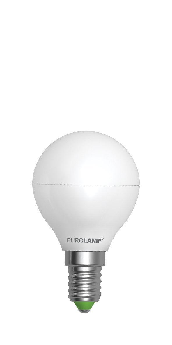 """EUROLAMP LED Лампа ЕКО серия """"D"""" G45 5W E14 3000K"""