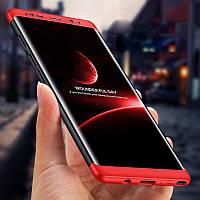 Чехол Full Cover 4D для Samsung Galaxy Note 8