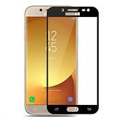 Защитное стекло Full Cover для Samsung J2 prime (G532) черное