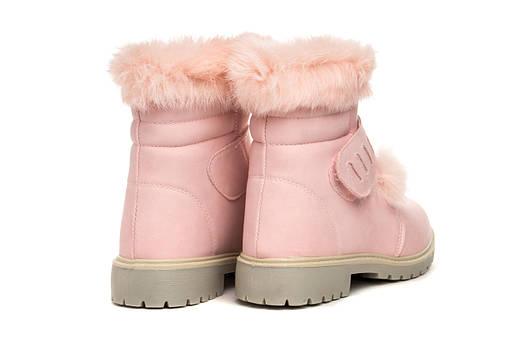 Жіночі черевики New TLCK Women 37 Pink, фото 2