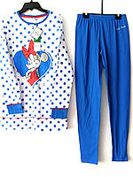 Пижама для девушки Франция р.s,m,l,