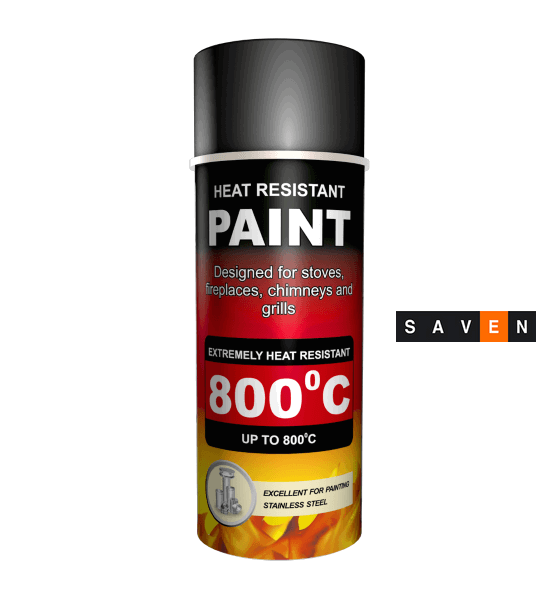 Термостойкая краска HANSA 400 мл (16 цветов)