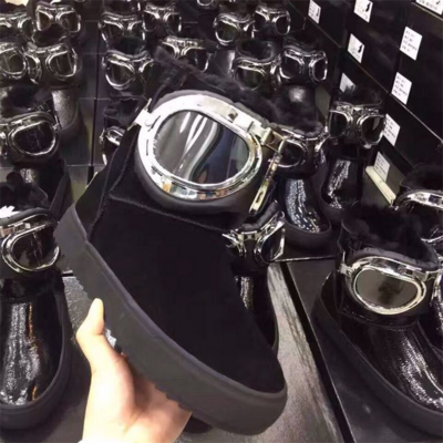 Ботиночки Очки