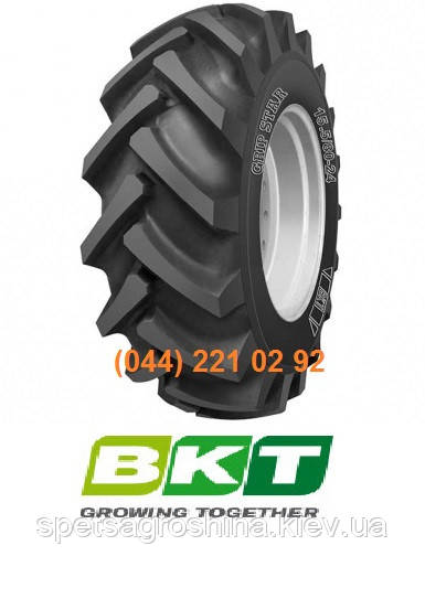 Шина  15.5/80-24 16PR BKT GRIP STAR INDUSTRIAL AS  TL
